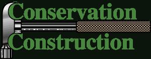 Conservation Construction Logo
