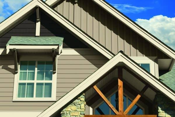 Cedar Ridge Siding, Cedar Siding, Siding