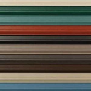 Custom windows, colors