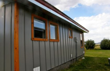 Conservation Construction, Steel Siding , steel siding replacement