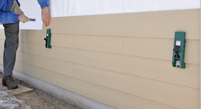 Fiber Cement Siding Conservation Construction