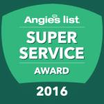 Conservation Construction, Angie's List Logo
