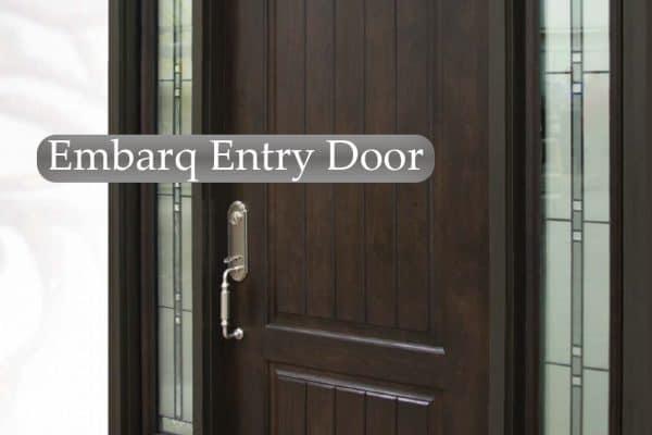 Embarq, Entry Door, Door replacement