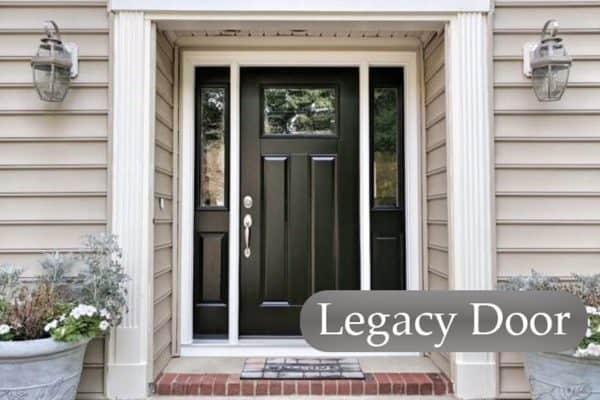 Replacement Door , Legacy, Entry Door