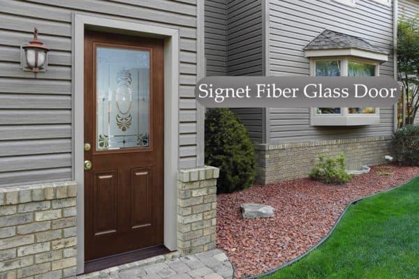 Door Replacement , Signet , Fiber glass door, Entry Door