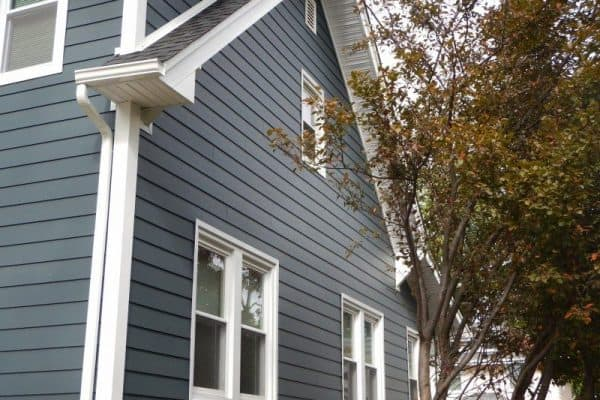 Cedar Ridge Siding Replacement Conservation Construction