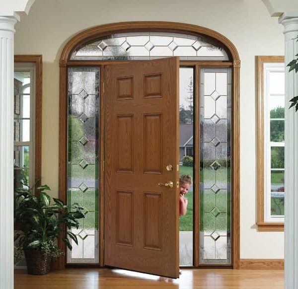 Conxervation Construction, Heritage Entry door , fiberglass door, replacement entry door