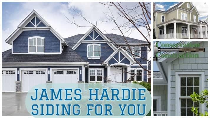 James Hardie Siding, Fiber Cement Siding