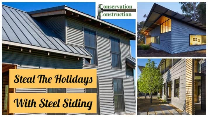 Steel Siding, Replacement Steel Siding