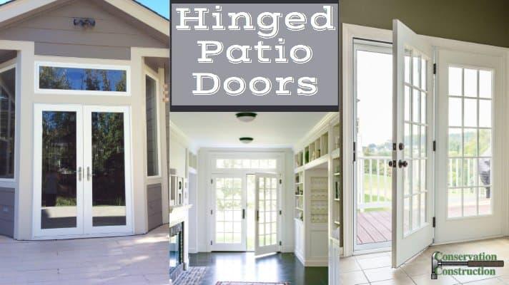 Conservation Construction, Patio Doors