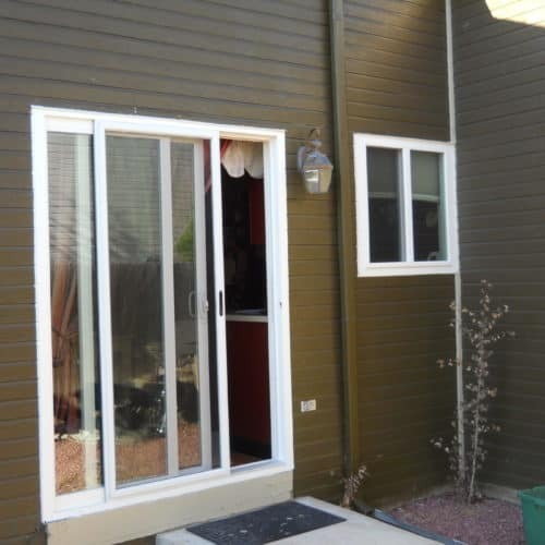 Conservation Construction, Patio Doors, Patio Door Replacement